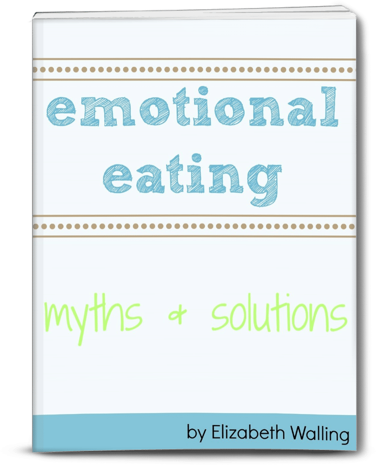 Emotional eating myths and solutions guide