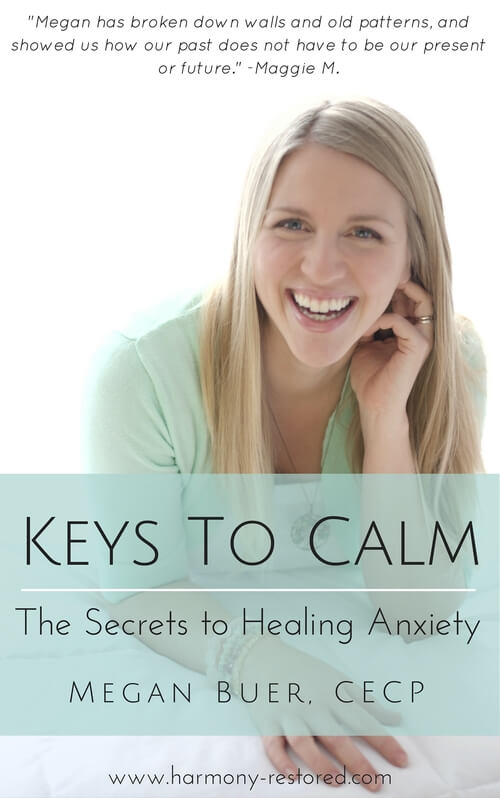 Keys to Calm - Stop Anxiety