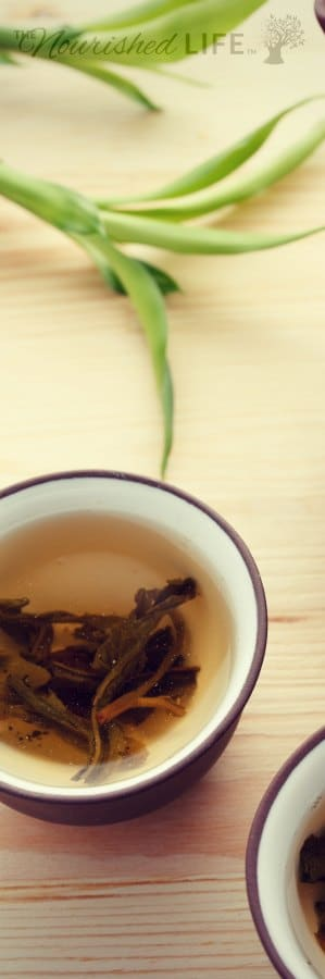 Bamboo Leaf Tea Why You Should Drink It Every Day - at livingthenourishedlife.com