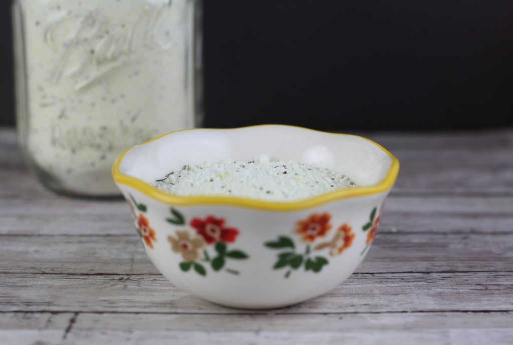 Cream of Anything Soup Mix Recipe