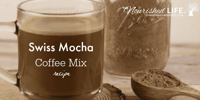 Swiss Mocha Coffee Mix Recipe